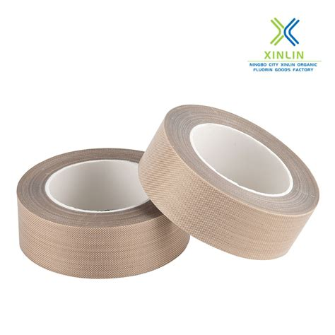 wholesale ptfe coated fiberglass adhesive tapes manufacturers factory