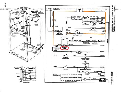 wiring diagram ge refrigerator wiring diagram ge