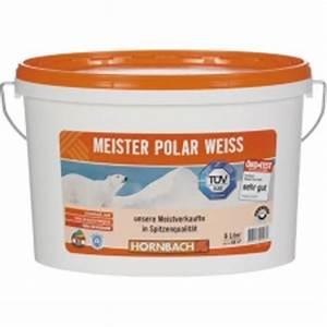 Wandfarben Test 2017 : hornbach meister polar weiss wandfarben im test ~ A.2002-acura-tl-radio.info Haus und Dekorationen