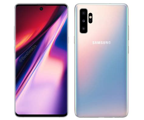 leak reveals galaxy note 10 launch prices notebookcheck net news