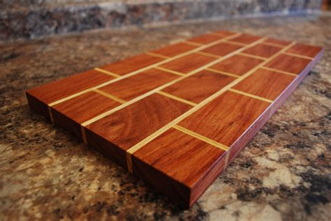 hand crafted custom cutting boards  larue woodworking