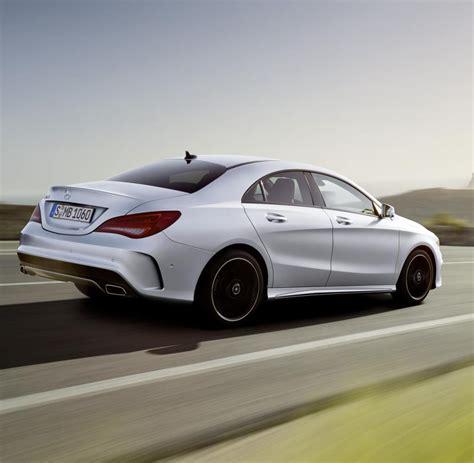 Der Mercedes Cla Ist Eine Optische
