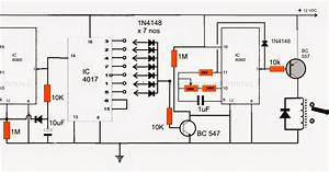 week day programmable timer circuit electronic circuit With programmable digital timer circuit
