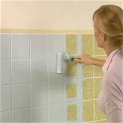 How To Paint Bathroom Tiles  Diy, Lifestyle