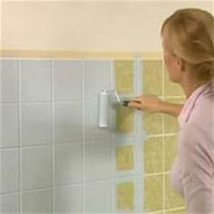 How to paint bathroom tiles diy lifestyle for Painting shower tiles bathroom