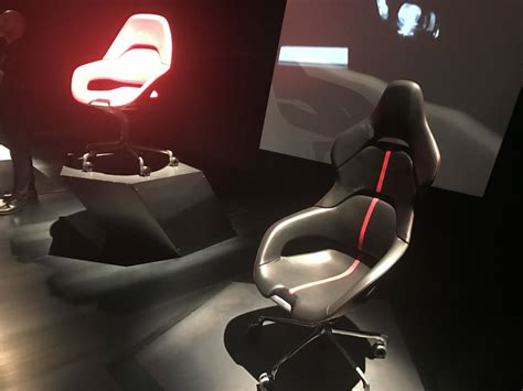 Poltrona Frau Ferrari : Design, Art And Functionality Come Together At The Milan Fair