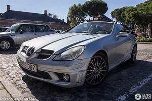 Mercedes 55 Amg : mercedes benz slk 55 amg r171 30 october 2016 autogespot ~ Medecine-chirurgie-esthetiques.com Avis de Voitures
