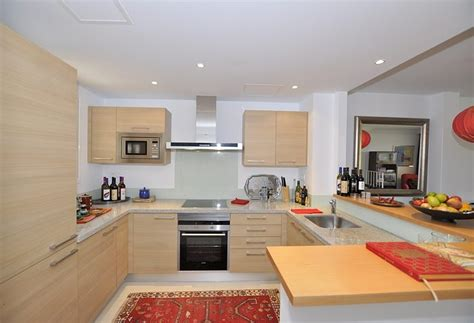 Living Room With American Kitchen by Mallorca For Sale Immobilien News
