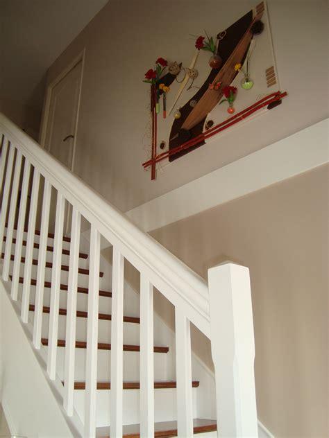 Mezzanine Bureau - escalier après travaux photo 2 4 re et contre