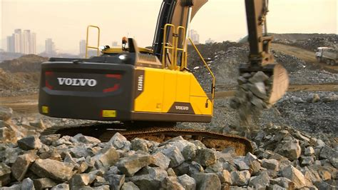 volvo ece ece crawler excavators promotional video