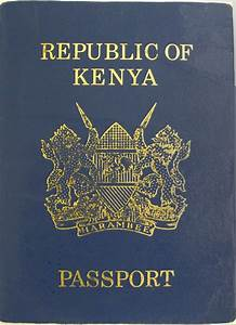 How to get a kenyan visa the easy way for Requirements for passport kenya