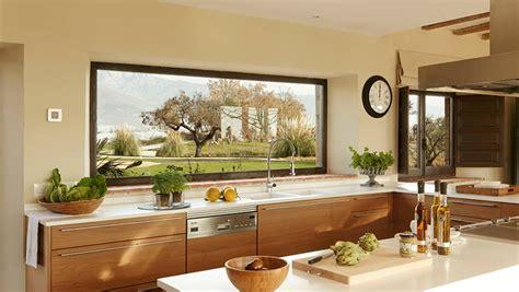 ventanas panoramicas  disfrutar de la luz  de las