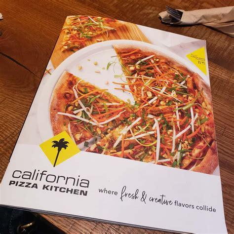 california pizza kitchen atcpk  uma das redes de pizzaria