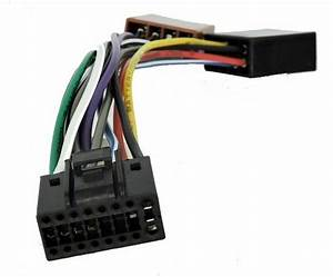 Kenwood Car Stereo Radio Iso Wiring Harness Connector