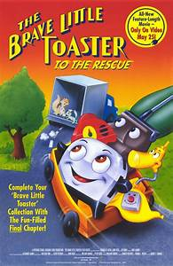 The Brave Little Toaster to the Rescue Movie Posters From ...