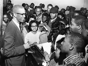Malcolm X Civil Rights Movement