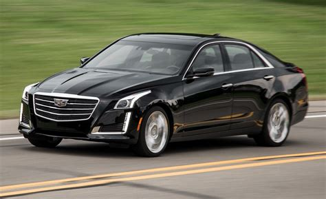 2016 Cadillac CTS Test – Review – Car and Driver