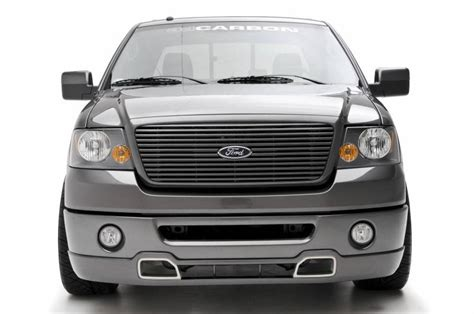 ford  dcarbon front air dam