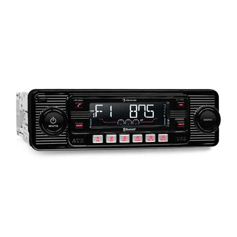 autoradio mit cd auna autoradio bluetooth usb sd mp3 aux cd 187 rmd sender one