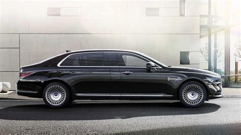 2019 Genesis G90 by 2019 Genesis G90 Limousine Debuts In South Korea