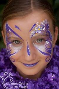 Halloween Schmink Bilder : les 25 meilleures id es de la cat gorie maquillage papillon facile sur pinterest faire soi ~ Frokenaadalensverden.com Haus und Dekorationen