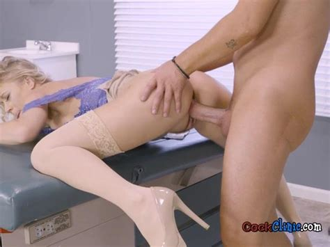 Naughty Doctor Katie Morgan Gets Drilled By Patient Free