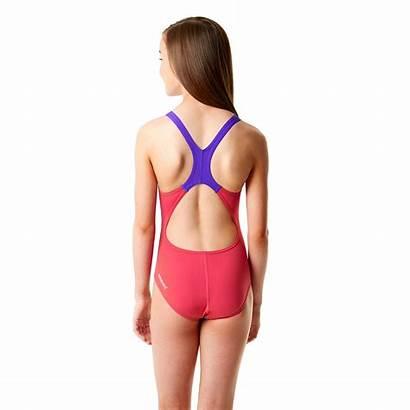 Swimsuit Speedo Splashback Plus Endurance Allover Sweatband