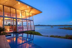 An Amazingly Beautiful Modern Waterfront House From New ...