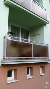 Zasklení balkonu svépomocí