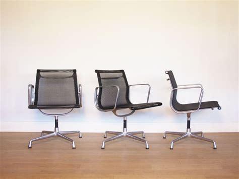 fauteuil de bureau knoll eames vintage fauteuil bureau aluminium chair