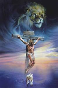 Crucifixion of Jesus Painting~Crucifixion Painting ...