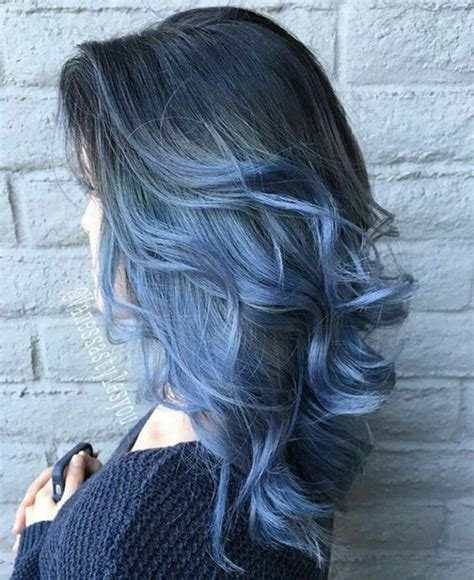 Light Brown Hair With Ombre best 25 dyed hair ideas on pinterest awesome hair