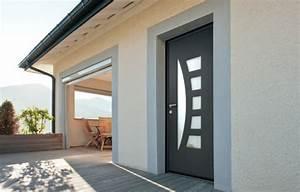 Porte D Entrée Alu Pas Cher : votre porte d entr e aluminium ou pvc tu construis ~ Dailycaller-alerts.com Idées de Décoration