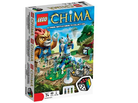 Legends Of Chima 50006 Games Brick Browse Shop Lego