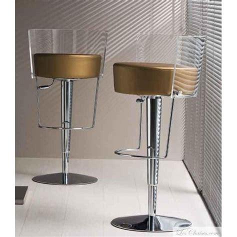 tabouret de cuisine design tabouret reglable bongo par midj et tabourets bar reglable