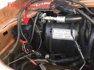 1989 E250 No Start After Remove Front Tank