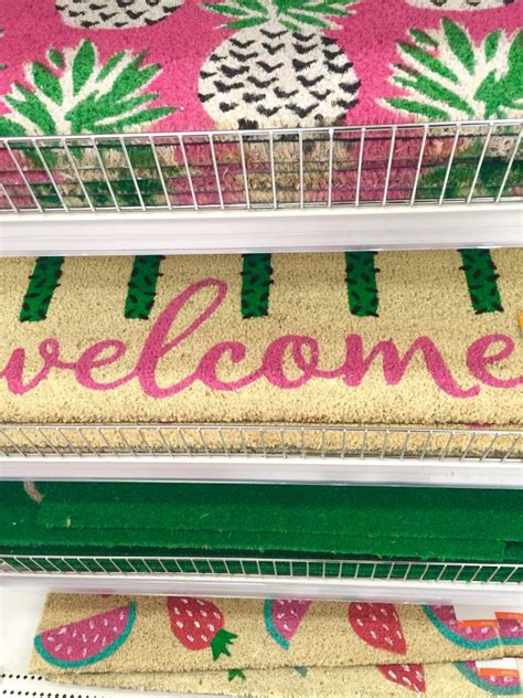 welcome mat target friday finds effortless style