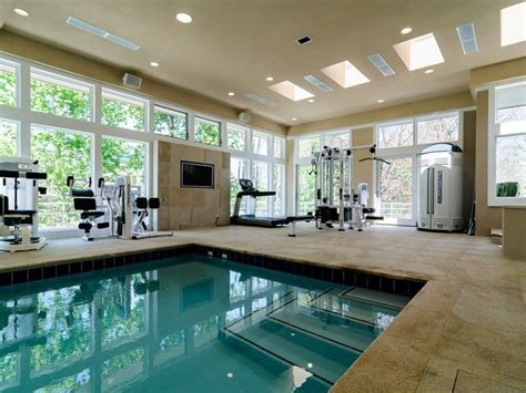 impressive home gym designs