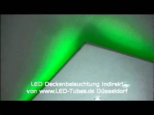 Led Deckenbeleuchtung Indirekt : indirekte deckenbeleuchtung wohnzimmer mit led stripes wohnraumgestaltung youtube ~ Eleganceandgraceweddings.com Haus und Dekorationen