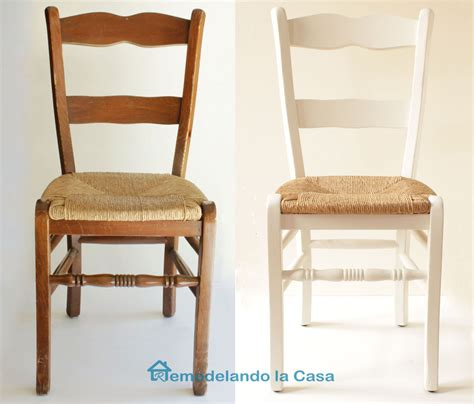 kitchen chair makeover kitchen table and chairs makeover remodelando la casa 3344
