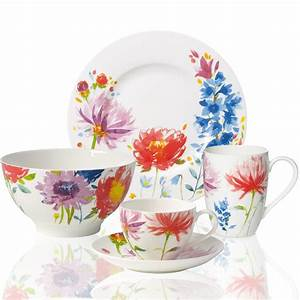 Villeroy Boch Anmut : villeroy boch anmut flowers dinnerware floral tableware for the home pinterest dinnerware ~ Watch28wear.com Haus und Dekorationen
