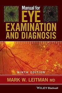 Manual For Eye Examination And Diagnosis 9th Edition Pdf