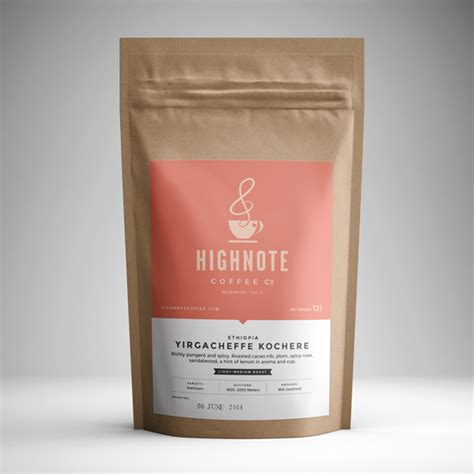 Ethiopian coffee beans that are grown in either the harar, yirgacheffe or limu regions are kept apart and marketed under their regional name.712 these regional varieties are trademarked names with the rights owned by ethiopia.13. Ethiopian Yirgacheffe Kochere | Highnote Coffee