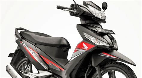Supra X 125 Fi 2019 by Honda Supra X125 Fi 2019 Vừa Ra Mắt Gi 225 28 Triệu đồng Tại
