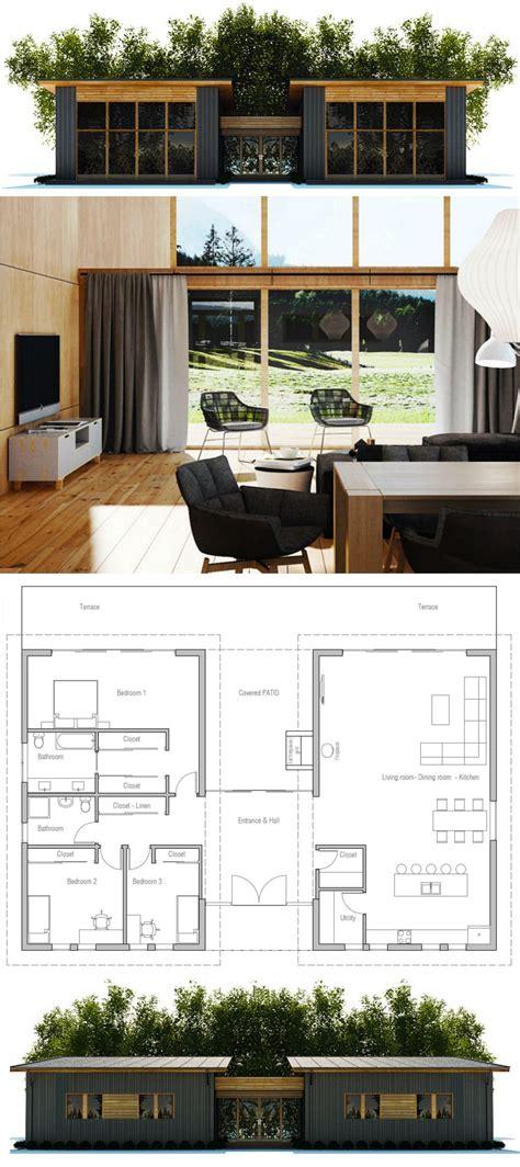 Moderne Einstöckige Häuser by Kleine Haus Kleine H 228 User Kleines H 228 Uschen