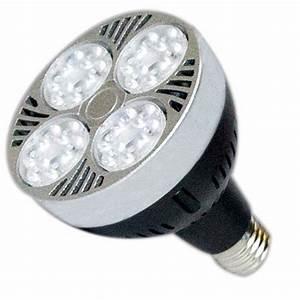 Ampoule Led 220v : ampoule led e27 par30 35w 220v 24led 60 ~ Edinachiropracticcenter.com Idées de Décoration