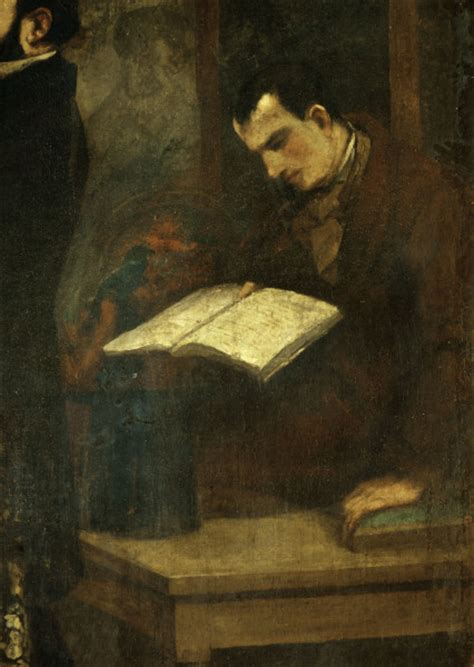 Baudelaire Gustave Courbet
