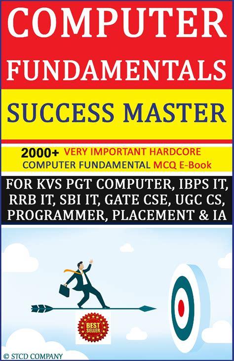 Computer Fundamentals Success Master Edition- - 2000 ...