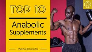 Best 10 Anabolic Supplements To Boost Testosterone