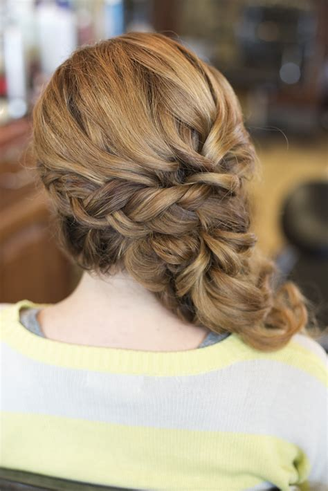 easy updo hairstyles  long hair magment